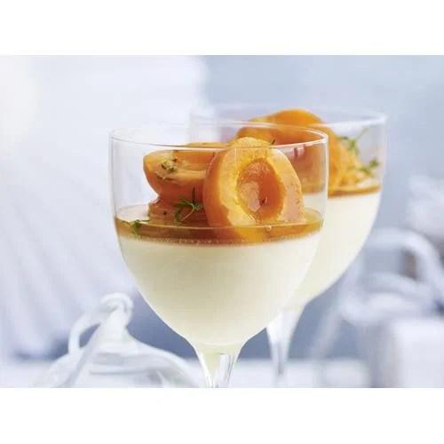 Yoghurt PannaCotta with Apricots - TheRecipe.Website
