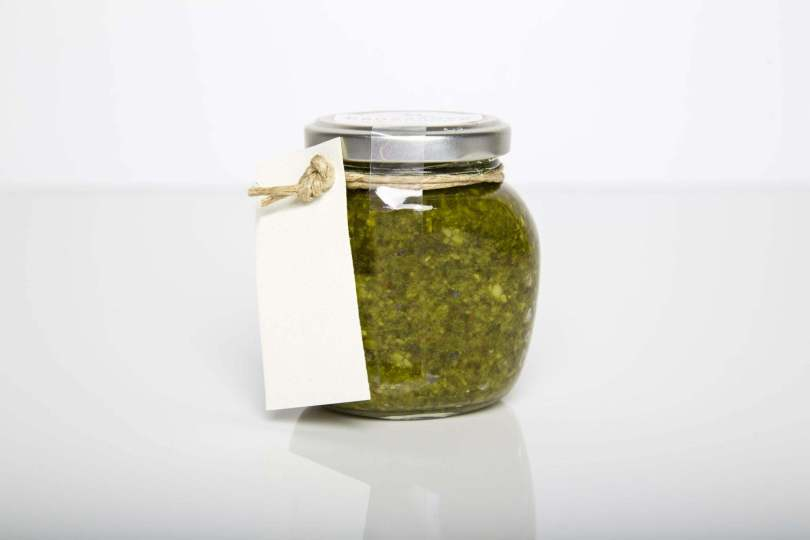 Basil and Spinach Pesto - TheRecipe.Website