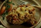 Tex-Mex Ground Turkey Potato Boats - TheRecipe.Website