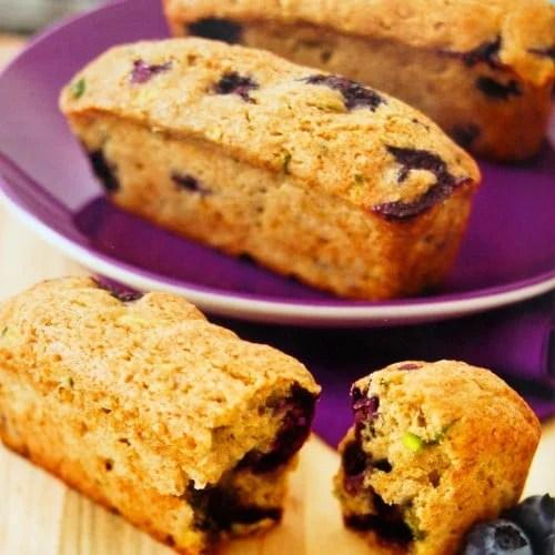 Blueberry Orange Bread - TheRecipe.Website