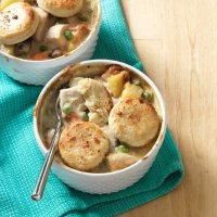 Biscuit Topped Chicken Pie - TheRecipe.Website