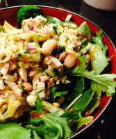Italian Tuna Salad Toss - TheRecipe.Website