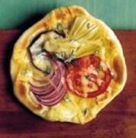Smoky Vegetable Pizzettas - TheRecipe.Website
