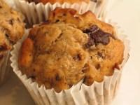 Banana Chocolate Chip Muffins - TheRecipe.Website