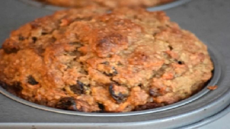 Carrot Bran Muffin