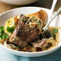 French Onion Beef - TheRecipe.Website