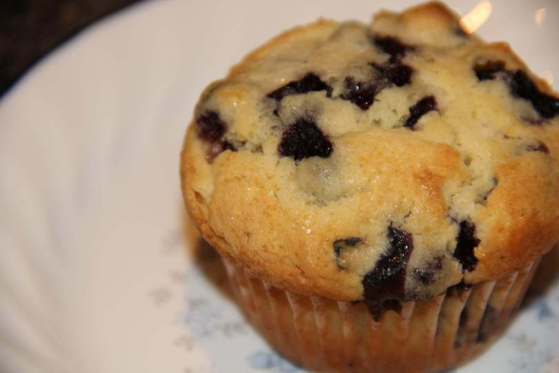 Blueberry Muffin - TheRecipe.Website