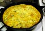 Leek Frittata recipes