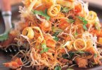 Thai Sweet and Sour Fried Noodles - Mee Grob - TheRecipe.Website