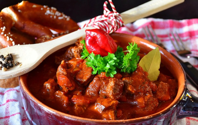 Hungarian Goulash Recipes The Recipe Website