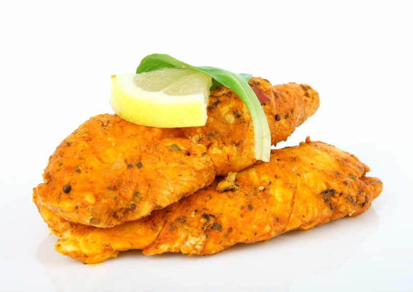 Curried Chicken Breasts - TheRecipe.Website