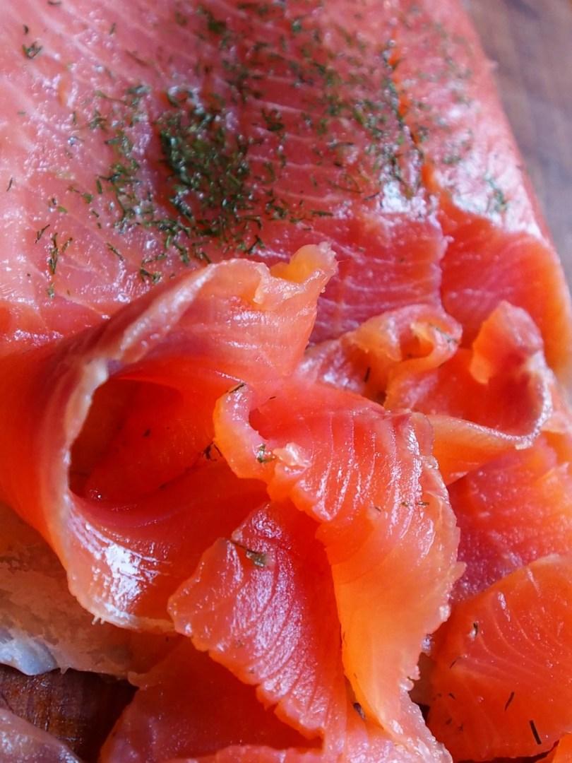 Danish Cured Salmon - Gravalax - TheRecipe.Website
