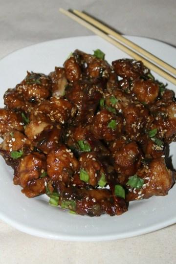 Honey Sesame Chicken - TheRecipe.Website