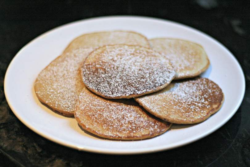 Gingerbread Pancakes - TheRecipe.Website
