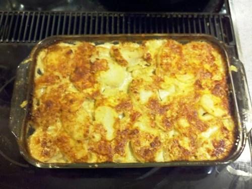 Cheesy Scalloped Potatoes - onlinerecipe.club