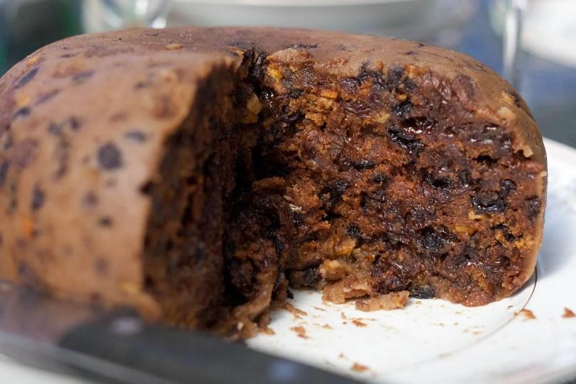 Plum Pudding with Brandy Butter - Onlinerecipe.website