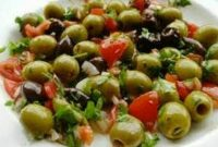 Insalata di Olive - Olive Salad - Onlinerecipe.website