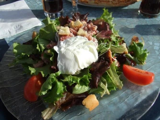Salade Lyonnaise - Onlinerecipe.club