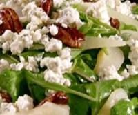Pear and Gorgonzola Salad - Onl;inerecipe.club