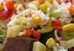 Spanish Andalusian Salad - Ensalada Andaluza