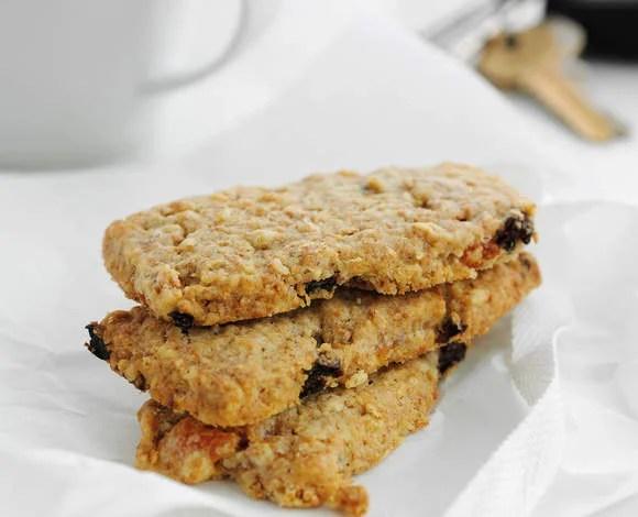 Muesli Breakfast Biscuits - TheRecipe.Website
