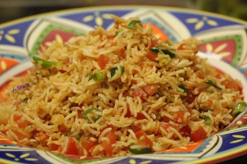 Mexican Rice - Arroz a la Mexicana - TheRecipe.Website