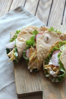 Cheese Tacos - Tacos de Queso - TheRecipe.Website