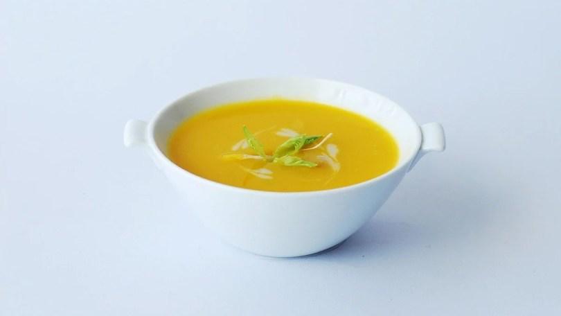 Cream of Corn Soup - Crema de Elote