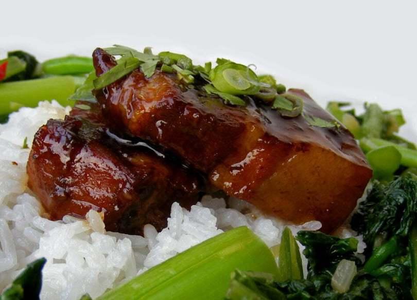 Caramel Pork Ribs - TheRecipe.Website