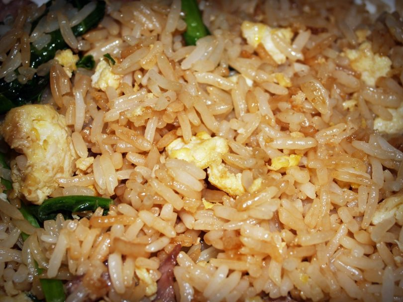 Simple Egg Fried Rice - TheRecipe.Website