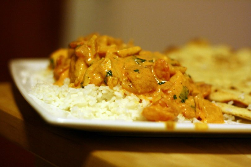 Indian Butter Chicken - TheRecipe.Website