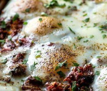 Ibdian Baked Eggs - TheRecipe.Website