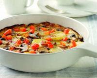 Brunch Packed Omelette - TheRecipe.Website