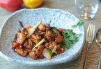 Sweet and Sour Chicken with Cashew Nuts - TheRecipe.Website