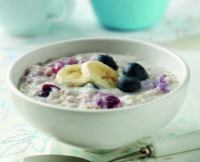 Banana and Blueberry Porridge - TheRecipe.Website