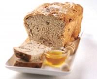 Honey and Walnut Bread