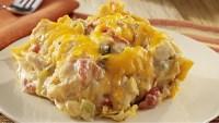 Cheddar Chicken Casserole