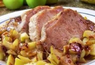 Granny Smith Pork