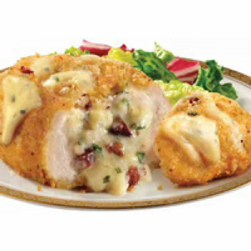 Stuffed Cranberry and Rice Chicken