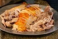 Simple Roast Turkey Crown