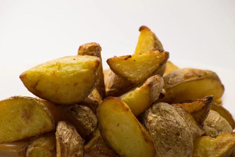 Mt Potato Wedges