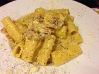 Cheese and Bacon Pasta