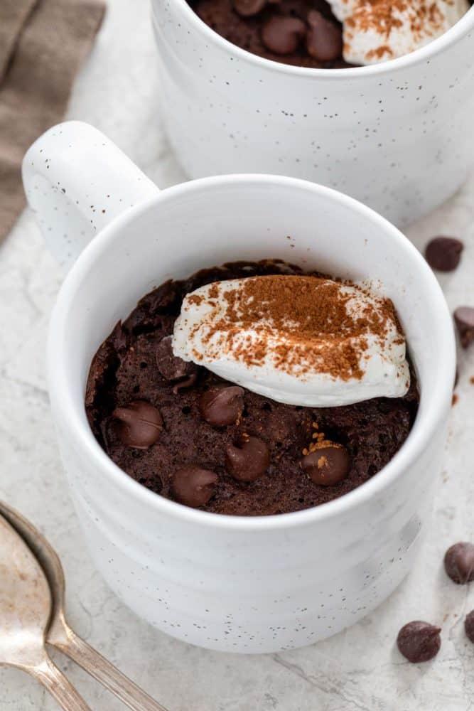 chocolate mug cake recipe the recipe
