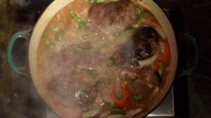 Pepper Steak with Easy Pan Gravy