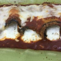 Best Ever Eggplant Rollatini