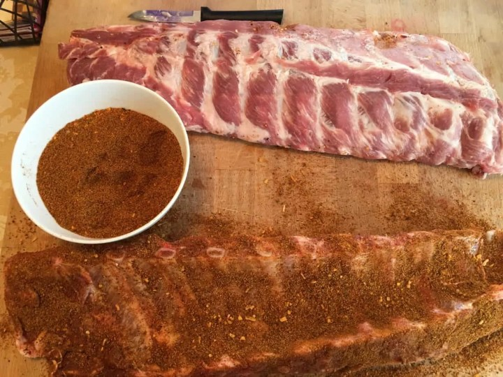 Rockin Barbecue Baby Back Ribs
