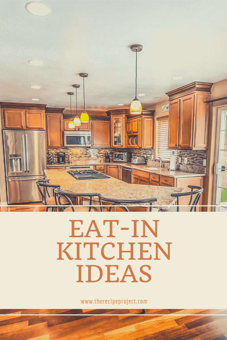 Modern Eat-In Kitchen Ideas (Kitchen design ideas in Decoration, Lighting, and Remodeling for eat-in kitchen style)
