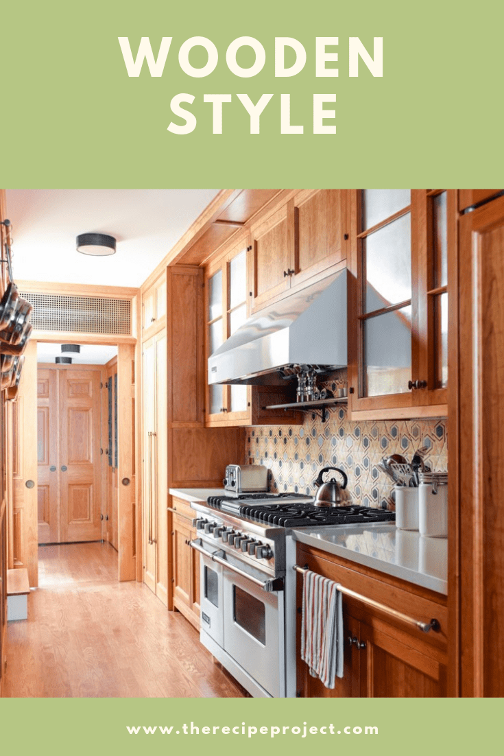 how to remodel a galley kitchen