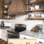 Kitchen Hood Ideas Diy And Create Range Vent Hood
