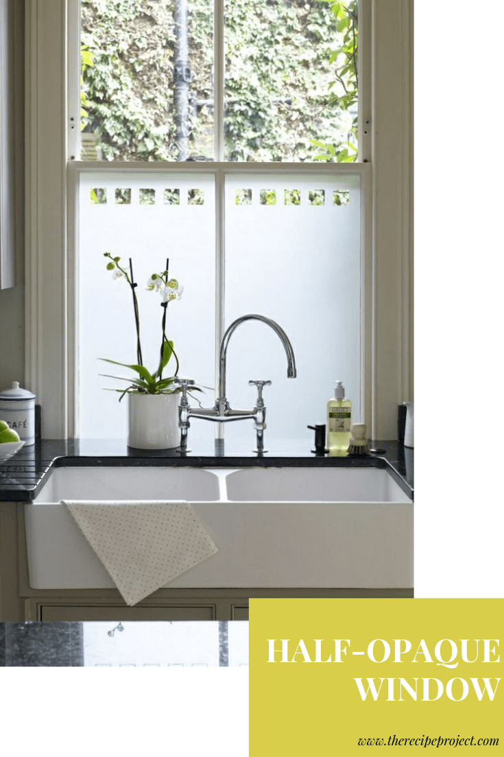 small kitchen windows over sink